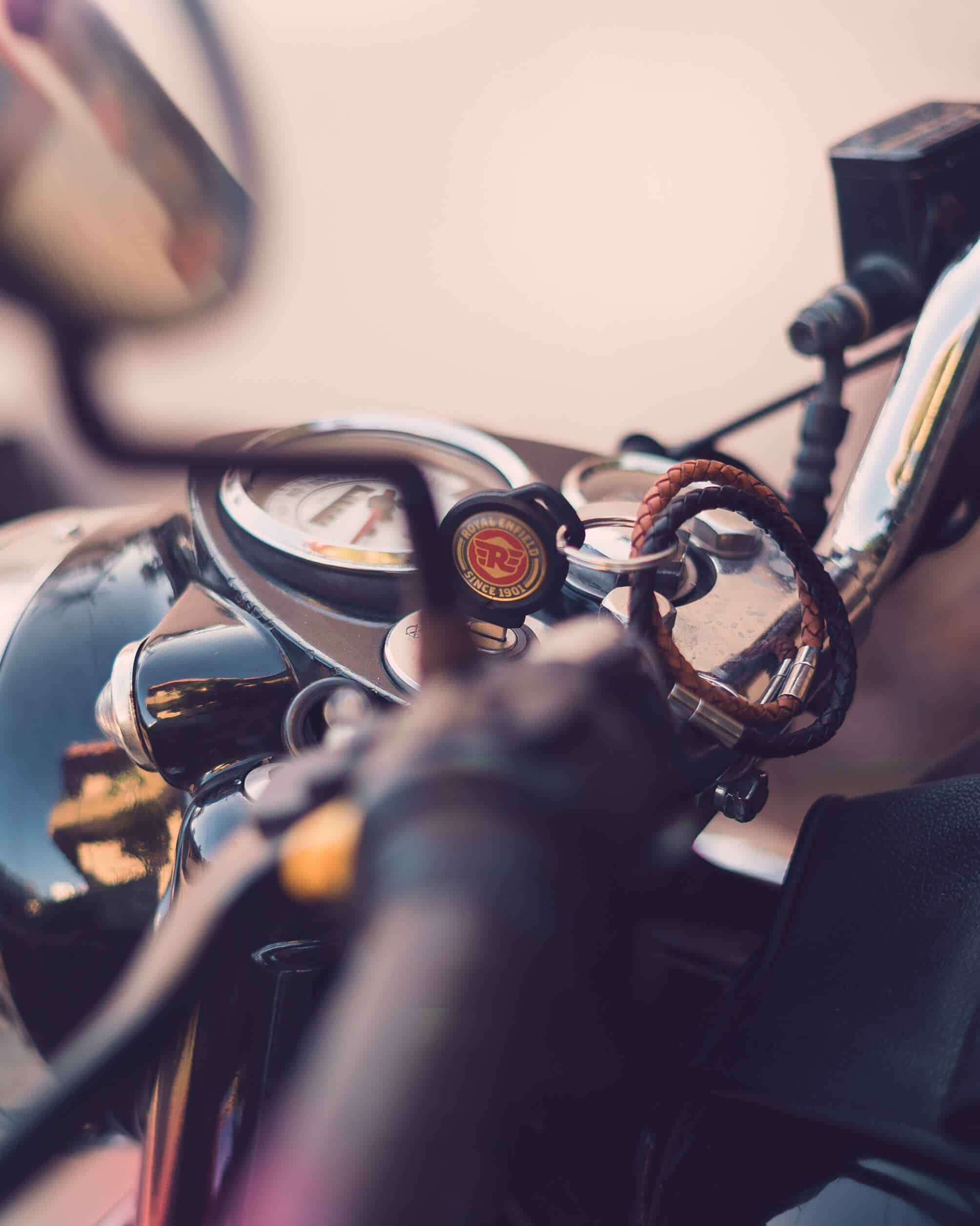 Key Bike - Contact Page